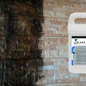 Средства для уборки после пожара
