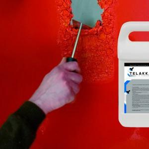 Смывки лаков, красок, грунтов, уретановых и полиуретановых покрытий