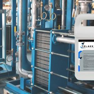 Промывка теплообменных систем, кондиционеров, теплоносители