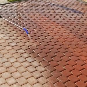 Гидрофобизатор для тротуарной плитки: как работает и зачем он нужен