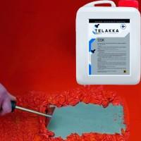 SSK от Telakka: эффективная смывка старой краски с металла