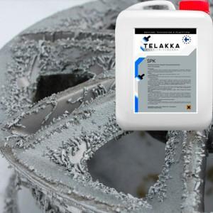 Смывка порошковой краски от Telakka: возможности, плюсы, действие